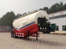 粱锋牌LYL9401GFL型低密度粉粒物料运输半挂车