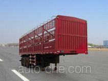 粱锋牌LYL9403CCY型仓栅式运输半挂车