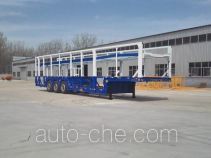 Juyun LYZ9202TCL vehicle transport trailer