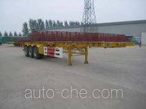 Juyun LYZ9402TJZ container transport trailer