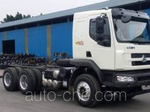 Chenglong LZ1257M3DAT truck chassis