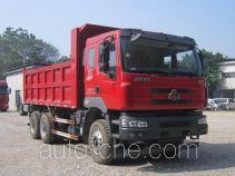Chenglong LZ3250M5DB dump truck