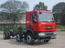 Chenglong LZ3252M3CAT dump truck chassis