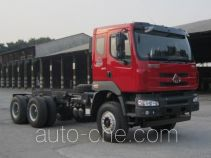 Chenglong LZ3252M5DA2T dump truck chassis