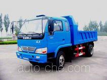 迅力牌LZ4010PD型自卸低速货车