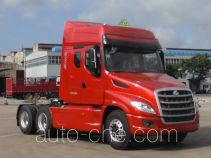 Chenglong LZ4250T7DB dangerous goods transport tractor unit