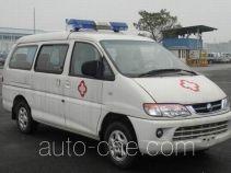 东风牌LZ5020XJHAQFE型救护车
