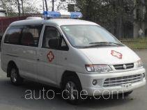东风牌LZ5020XJHVQ16M型救护车