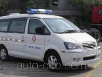 Dongfeng LZ5020XXJAQ7E blood plasma transport medical car