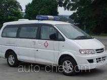 东风牌LZ5029XJHAQ7EN型救护车