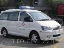 东风牌LZ5029XJHAQ7SN型救护车