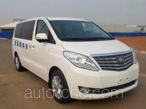 东风牌LZ5030XDWMQ20A型流动服务车