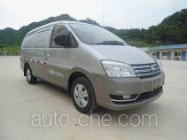 Dongfeng LZ5030XXYMQ20M box van truck