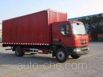 Chenglong LZ5060XXYM3AA box van truck