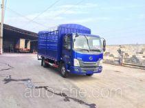 Chenglong LZ5092CCYL3AB грузовик с решетчатым тент-каркасом
