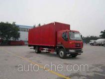 Chenglong LZ5100XXYM3AB box van truck