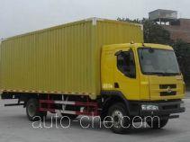 Chenglong LZ5110XXYM3AB box van truck