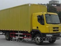 乘龙牌LZ5121XXYM3AB型厢式运输车