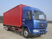 Chenglong LZ5160XXYM3AB box van truck