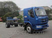 Chenglong LZ5160XXYM3ABT van truck chassis