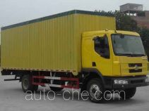 Chenglong LZ5161CPYM3AA soft top box van truck