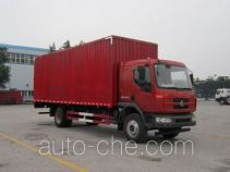 Chenglong LZ5161XXYM3AB box van truck