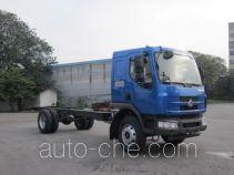 Van truck chassis