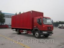 Chenglong LZ5162XXYM3AA box van truck