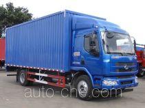 Chenglong LZ5162XXYM3AB box van truck
