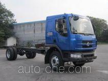 Chenglong LZ5163XXYM3AA1T van truck chassis