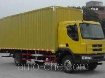 Chenglong LZ5163XXYRAPA box van truck