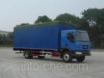Chenglong LZ5165XXYPRAP soft top box van truck