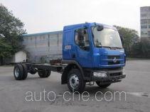 Chenglong LZ5167XXYM3AAT van truck chassis