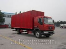 Chenglong LZ5168XXYM3AA box van truck