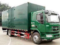 Chenglong LZ5169XXYM3AB box van truck