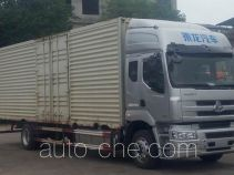 Chenglong LZ5160XXYM5AB box van truck