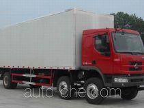 Chenglong LZ5200XXYM3CB box van truck