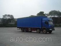 Chenglong LZ5244CPYREL soft top box van truck