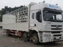 Chenglong LZ5250CCYM5CB грузовик с решетчатым тент-каркасом
