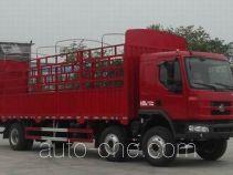Chenglong LZ5250CCYRCMA грузовик с решетчатым тент-каркасом
