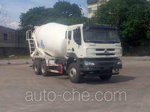 Chenglong LZ5250GJBH5DB concrete mixer truck