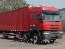 Chenglong LZ5250XXYM5CA box van truck