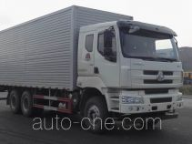 Chenglong LZ5250XXYM5DA box van truck