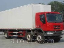 Chenglong LZ5250XXYRCMA box van truck