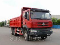Chenglong LZ5250ZLJM5DA dump garbage truck