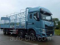 乘龙牌LZ5310CCQH7FB型畜禽运输车