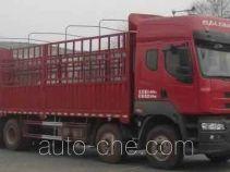 Chenglong LZ5310CCYQELA stake truck