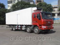 Chenglong LZ5310XLCH7FB refrigerated truck