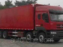 Chenglong LZ5310XXYQELA box van truck
