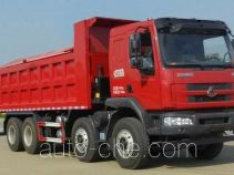 Chenglong LZ5310ZLJM3FA dump garbage truck